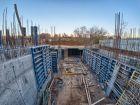 Каскад на Сусловой - ход строительства, фото 52, Ноябрь 2016