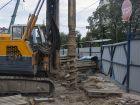 ЖК Островский - ход строительства, фото 129, Август 2018