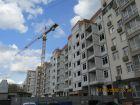 Ход строительства дома № 6 в ЖК Дом с террасами - фото 31, Май 2020