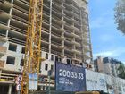 ЖК Онегин - ход строительства, фото 22, Сентябрь 2020