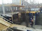 Жилой дом Каскад на Даргомыжского - ход строительства, фото 58, Апрель 2016