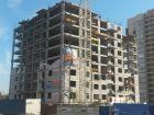 Ход строительства дома № 2 в ЖК Высоково - фото 43, Октябрь 2015