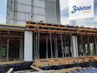 Ход строительства дома № 7 в ЖК Заречье - фото 38, Июль 2020