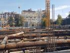 Ход строительства дома № 1 в ЖК Покровский - фото 71, Сентябрь 2020