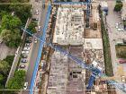 ЖК Клубный дом на Мечникова - ход строительства, фото 7, Июнь 2021