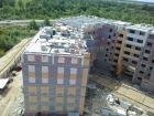 Ход строительства дома на участке № 214 в ЖК Солнечный город - фото 50, Июнь 2018