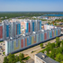 двухкомнатная квартира в новостройке на пр. Кораблестроителей, д. 5 по генплану