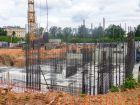 Ход строительства дома № 18 в ЖК Город времени - фото 104, Май 2019