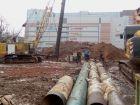 Ход строительства дома № 1 в ЖК Покровский - фото 112, Март 2020