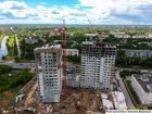 Ход строительства дома № 7 в ЖК Планетарий - фото 16, Июнь 2018