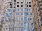 Ход строительства дома ул. Мечникова, 37 в ЖК Мечников - фото 4, Май 2020