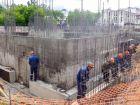 Ход строительства дома № 18 в ЖК Город времени - фото 109, Май 2019