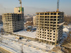Ход строительства дома № 1 второй пусковой комплекс в ЖК Маяковский Парк - фото 47, Февраль 2021