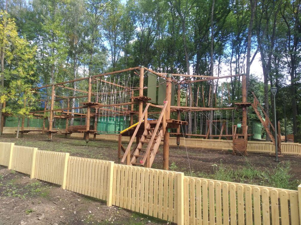 Парк «Швейцария» в Нижнем Новгороде: ожидания VS реальность - фото 8