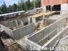 ЖК Волна - ход строительства, фото 42, Август 2020