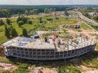 Ход строительства дома № 5 в ЖК Ватсон - фото 7, Август 2021