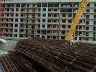 Ход строительства дома Литер 1 в ЖК Первый - фото 134, Февраль 2018
