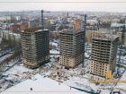 Ход строительства дома Литер 1 в ЖК Звезда Столицы - фото 89, Декабрь 2018