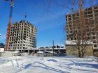 Ход строительства дома № 1 второй пусковой комплекс в ЖК Маяковский Парк - фото 42, Март 2021