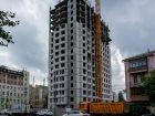 ЖК Каскад на Менделеева - ход строительства, фото 29, Август 2020