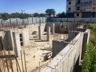 Ход строительства дома № 38 в ЖК Три Сквера (3 Сквера) - фото 52, Сентябрь 2020
