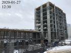 ЖК Адмиралъ - ход строительства, фото 19, Январь 2020