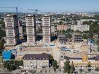 Ход строительства дома Литер 9 в ЖК Звезда Столицы - фото 54, Август 2019