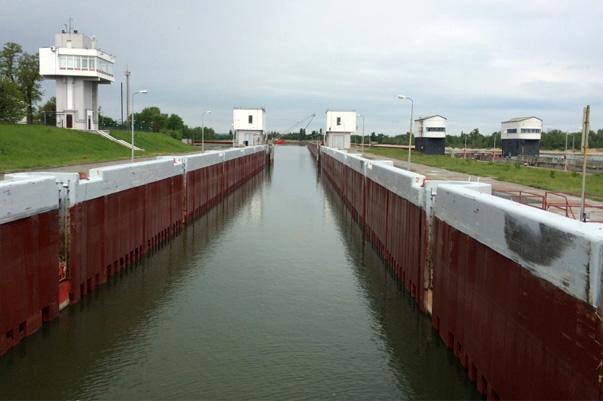В Ростовской области построят новый рыбоходный канал