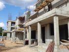 Ход строительства дома № 18 в ЖК Город времени - фото 84, Июль 2019