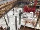 Ход строительства дома на Минина, 6 в ЖК Георгиевский - фото 33, Ноябрь 2020