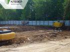 Ход строительства дома № 1 в ЖК Клевер - фото 135, Май 2018