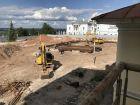 Ход строительства дома на Минина, 6 в ЖК Георгиевский - фото 72, Июнь 2020