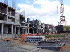 Ход строительства дома № 18 в ЖК Город времени - фото 86, Июль 2019