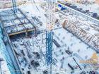ЖК Клубный дом на Мечникова - ход строительства, фото 30, Январь 2021