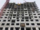 Ход строительства дома № 2 в ЖК Подкова на Родионова - фото 36, Февраль 2021