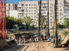 ЖК Сказка - ход строительства, фото 100, Октябрь 2018