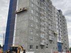 Ход строительства дома № 2 в ЖК Торпедо - фото 9, Июнь 2021