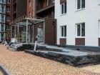 ЖК Каскад на Ленина - ход строительства, фото 241, Август 2020