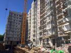 ЖК Каскад - ход строительства, фото 36, Июль 2016