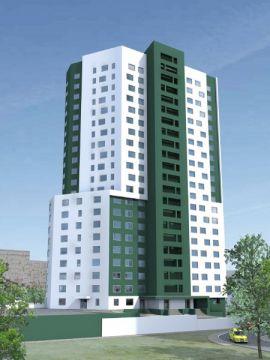 Жилой дом: ул. Сазанова рядом с д. 11 - фото 1