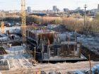 Ход строительства дома № 2 в ЖК Книги - фото 10, Апрель 2021