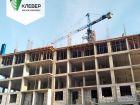 Ход строительства дома № 1 в ЖК Клевер - фото 92, Ноябрь 2018