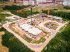 ЖК Открытие - ход строительства, фото 88, Июнь 2019