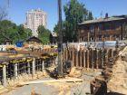 Ход строительства дома № 1 в ЖК Дом с террасами - фото 123, Май 2015