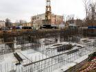 Ход строительства дома 61 в ЖК Москва Град - фото 51, Март 2019