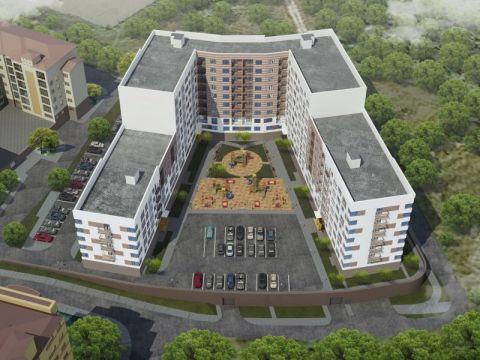 ЖК Университетский - фото 1