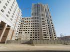 Ход строительства дома 60/2 в ЖК Москва Град - фото 20, Ноябрь 2018