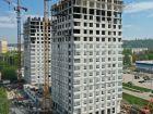 Ход строительства дома № 1 второй пусковой комплекс в ЖК Маяковский Парк - фото 30, Май 2021