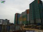 Ход строительства дома № 8 в ЖК Красная поляна - фото 86, Август 2016
