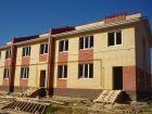 Ход строительства дома 1 типа в Микрогород Стрижи - фото 116, Август 2015